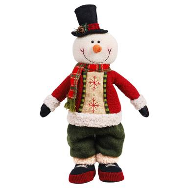 Donnie Ann® Singing and Stepping Snowman