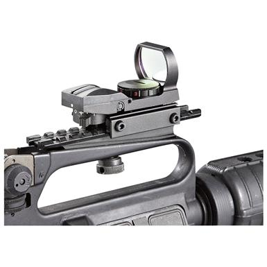 HQ ISSUE Multi-Reticle Scope