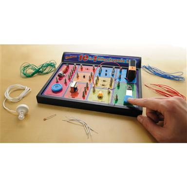 Educational Insights® 10-in-1 Electronics Lab