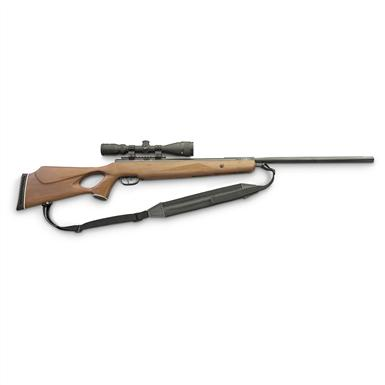 Benjamin Trail Break Barrel Nitro Piston XL1100 Air Rifle, .22 Caliber, 3-9x40mm Centerpoint Scope
