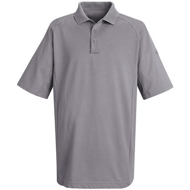 Men's Horace Small® Special Ops Short-sleeved Polo, Gray
