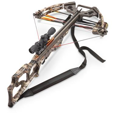 SA Sports Vendetta 200-lb. Crossbow with Scope