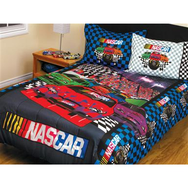 Sports Coverage® NASCAR Twin / Full Bed in a Bag
