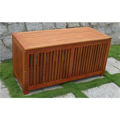 VIFAH® Bresa Outdoor Wood Storage Box