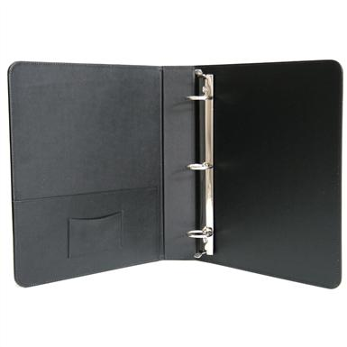 Royce® Leather 1 1/2 inch Ring Binder