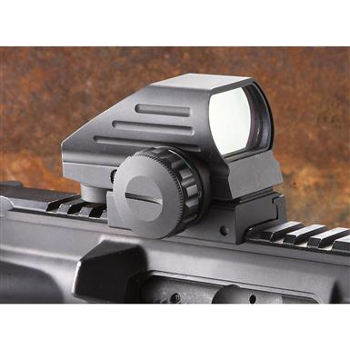 Extreme Tactical® Mini Multi-reticle Sight