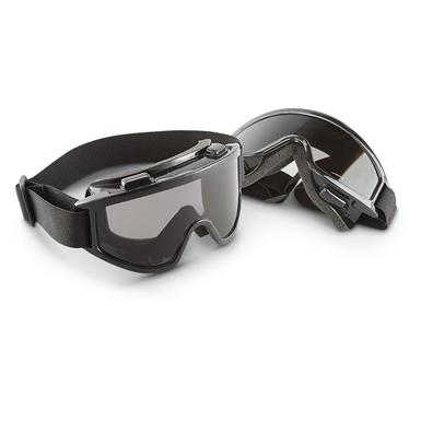 2 Over-glasses Riding Goggles