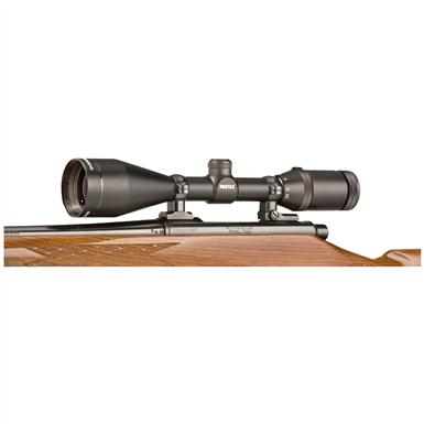 Pentax® Gameseeker 5X 3-15x50mm Rifle Scope, Matte Black - This 5X 3-15x50 mm Rifle Scope is EXTREMELY VERSATILE from close to long-range shooting
