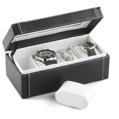 4-Watch Storage and Display Case