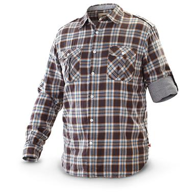 Dakota Grizzly™ Long-sleeved Shirt, Cola