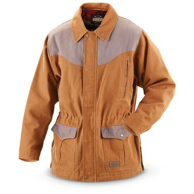 Guide Gear® Ranch Jacket, Brown Duck