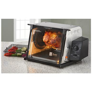 Ronco™ Rotisserie, Stainless Steel