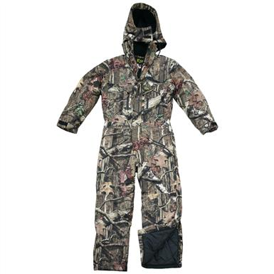 Walls® Extreme Series Waterproof 10X Thinsulate™ Insulated Camo Coveralls 5f10af3ef82