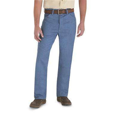 Wrangler® Stretch Jeans, Light Blue