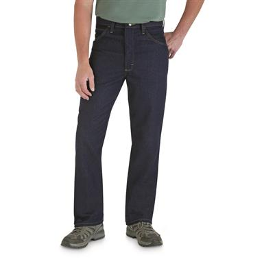 Wrangler® Stretch Jeans, Denim