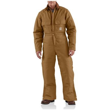 Carhartt® Arctic Quilt Lined Duck Coveralls