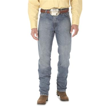 Wrangler® Original-fit Cowboy-cut Western Jeans, Rough Stone