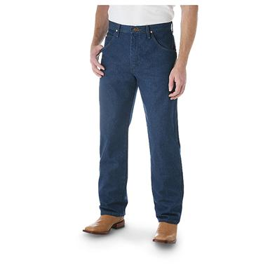 Wrangler® Original Relaxed-fit Jeans, Prewashed
