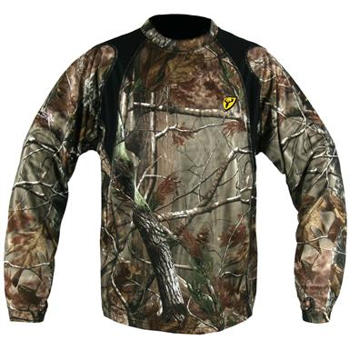 Scent Blocker® S3® Bamboo Camo Long-sleeved Shirt