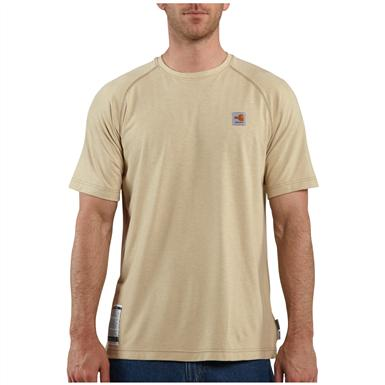 Men's Carhartt® Flame-resistant Force™ T-shirt, Sand