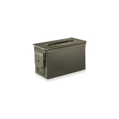 New .50 cal. Ammo Can