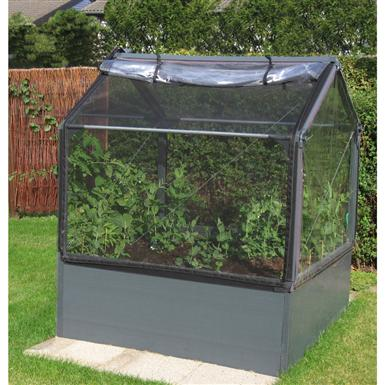 Stc Growcamp 4x4 Foot Modular Greenhouse