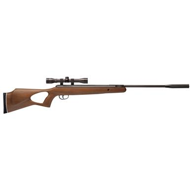 Benjamin Titan NP Air Rifle, .22 Caliber, CenterPoint 4x32mm Scope