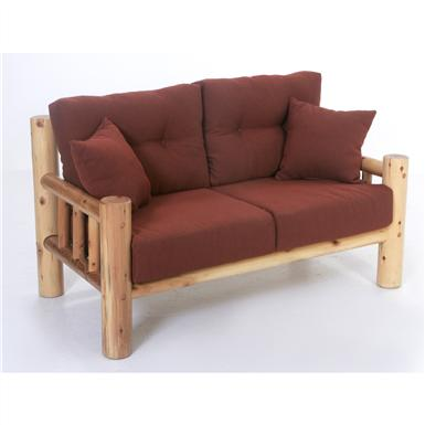 Moon Valley Cedar Works Love Seat (Frame Only)