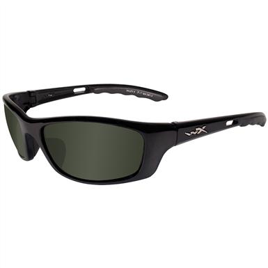 Wiley X® P-17 Active Series Polarized Sunglasses, Smoke Green