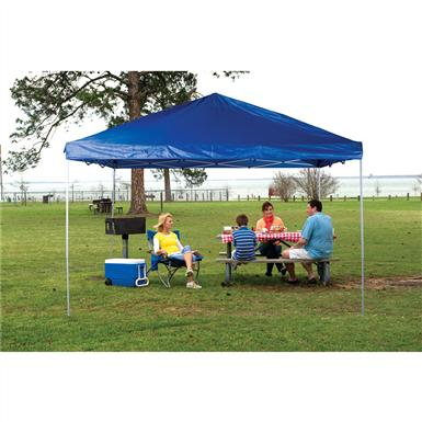 MSM Outdoor™ 12x12 foot Straight-Wall Canopy
