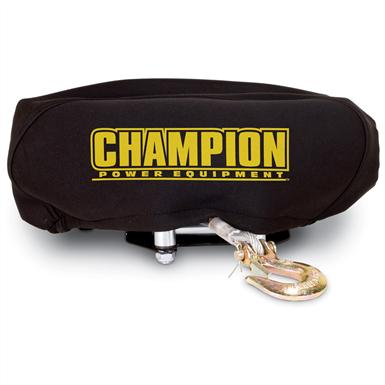 Medium Neoprene Winch Cover from Champion Power Equipment