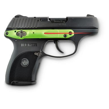 LaserLyte Side-mount Green Zombie Laser for Ruger LC9