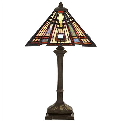 Quoizel® Classic Craftsman Table Lamp