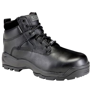 5.11 Tactical® 6 inch Shield Boots, Black