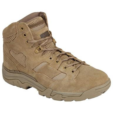 5.11 Tactical® 6 inch Coyote TacLite™ Boots, Coyote