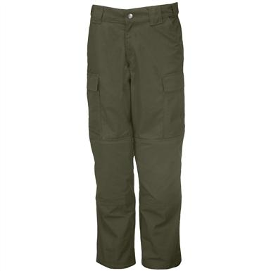 Women's Tactical TDU® Pants from 5.11 Tactical®, TDU Green