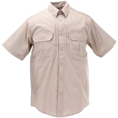 Men's 5.11 Tactical Taclite Pro Short Sleeve Shirt, TDU Khaki