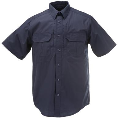 Men's 5.11 Tactical Taclite Pro Short Sleeve Shirt, Dark Navy