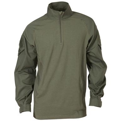 Men's 5.11 Tactical® Rapid Assault Shirt, TDU Green