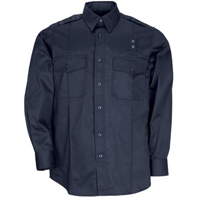 Men's 5.11 Tactical® Class A Taclite™ PDU Long-sleeve Shirt