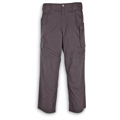 5.11 Men's Tactical Taclite Pro Pants, Charcoal