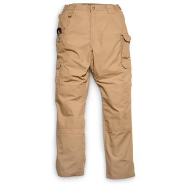 5.11 Men's Tactical Taclite Pro Pants, Coyote Brown