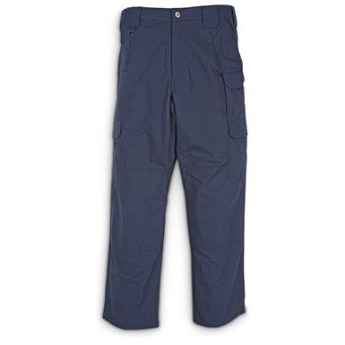 5.11 Men's Tactical Taclite Pro Pants, Dark Navy