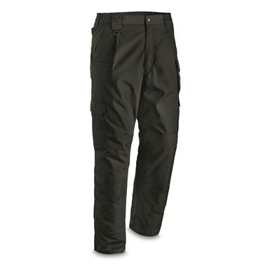 5.11 Men's Tactical Taclite Pro Pants, Black