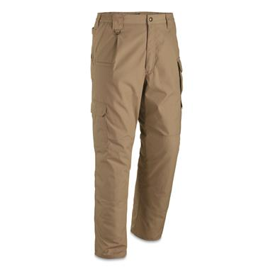 5.11 Men's Tactical Taclite Pro Pants, TDU Khaki
