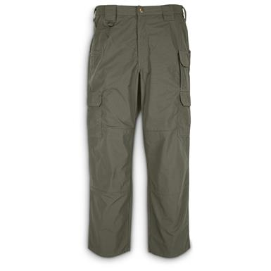 5.11 Men's Tactical Taclite Pro Pants, TDU Green