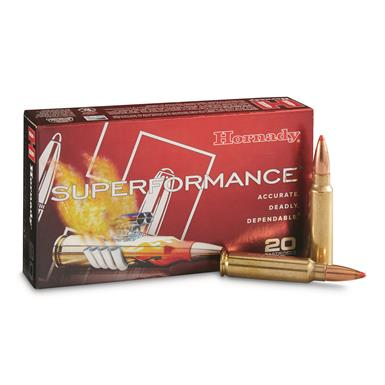Hornady Superformance, .300 Savage, SST, 150 Grain, 20 Rounds