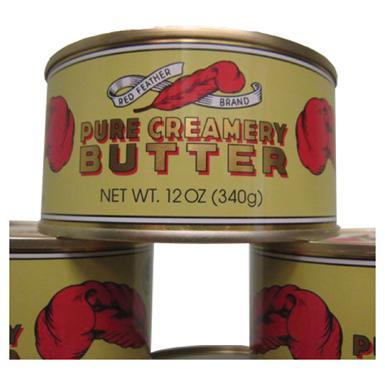 Red Feather Canned Butter, 24-Pk.
