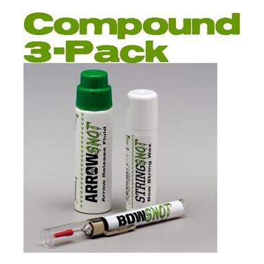 .30-06 Outdoors™ Snot Lube Kit for Compound Bows