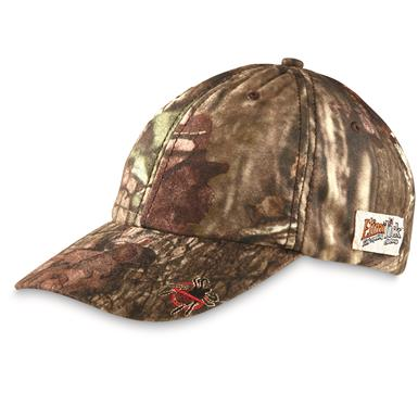 Gamehide Men's Elimitick Insect-Repellent Hat, Mossy Oak Infinity